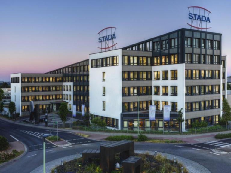 Hình: Trụ sở chính của Stada tại Đức